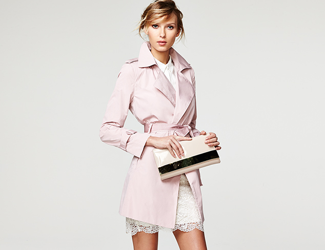 T Tahari Spring Outerwear at MYHABIT