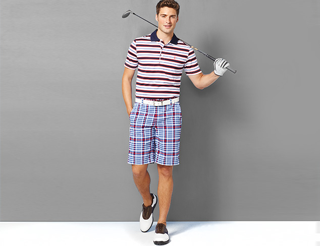 Tee Time: Izod Golf & More at MYHABIT
