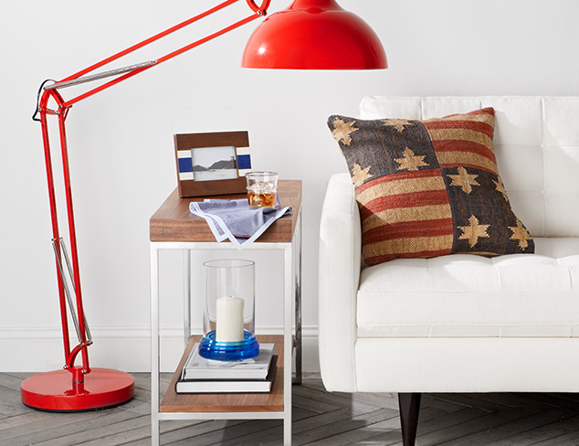 The All-American Home feat. Tommy Hilfiger at MYHABIT