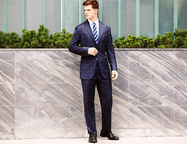 The Modern Gentleman: Suiting at MYHABIT