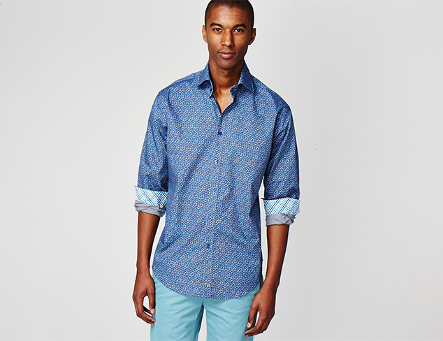 Thomas Dean Shirting at MYHABIT