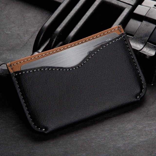 Men In Cities Two Tone Wallet