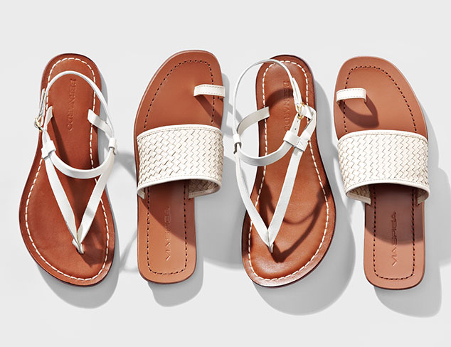 Via Spiga & More: Boots to Sandals at MYHABIT