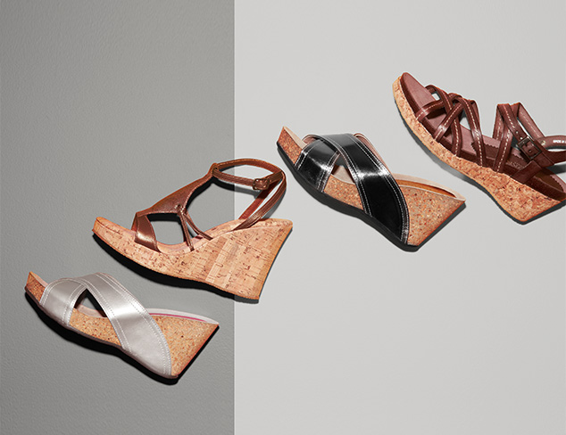 Walkable Style: Shoes feat. Cordani at MYHABIT