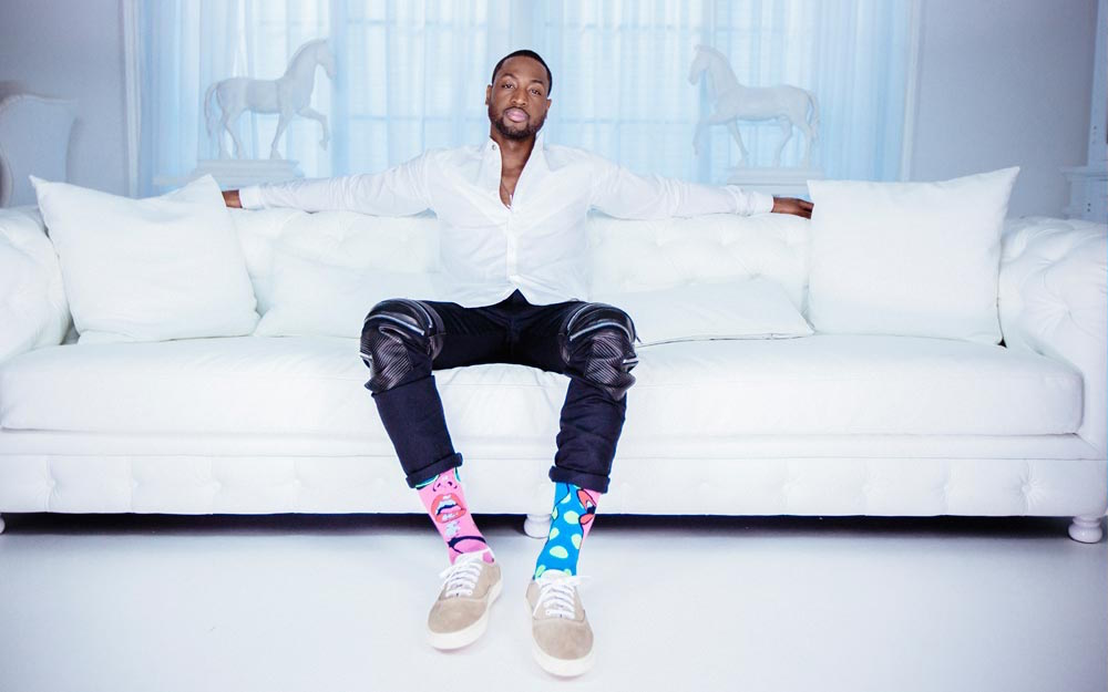Dwyane Wade & Stance Socks Spring 2015 Collection