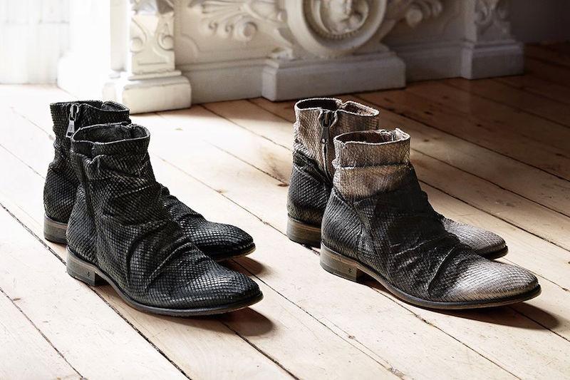 John Varvatos Richards Sharpei Boot