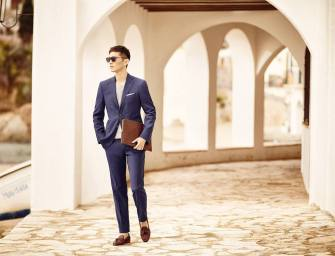 Suit Connection: MANGO MAN Spring 2015 Suit Collection