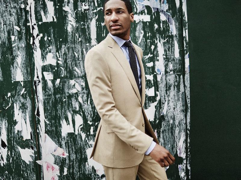 Ralph Lauren Black Label Two-Button Anthony Suit