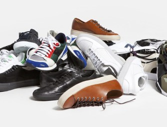 Shoe Trends 2015 // High and Low Sneakers