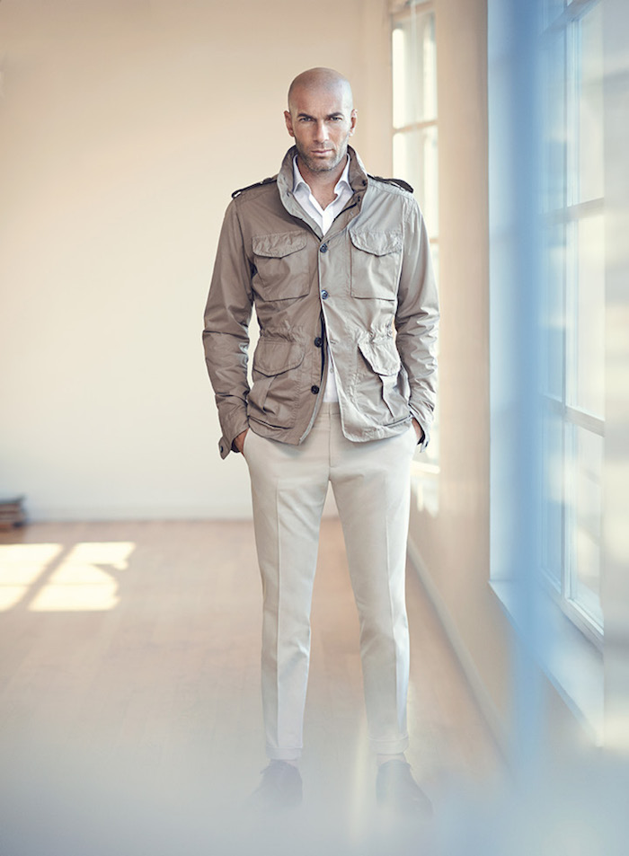 Zidane for MANGO Man Spring Summer 2015_12