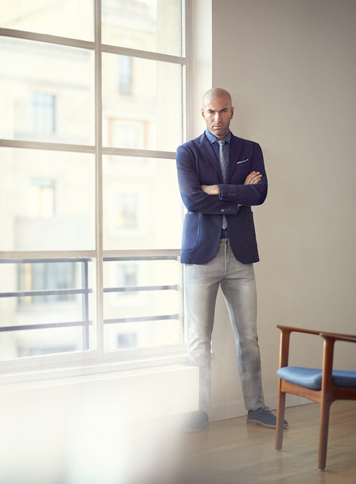 Zidane for MANGO Man Spring Summer 2015_13