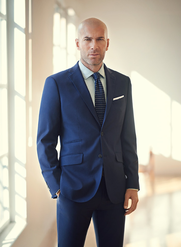 Zidane for MANGO Man Spring Summer 2015_8