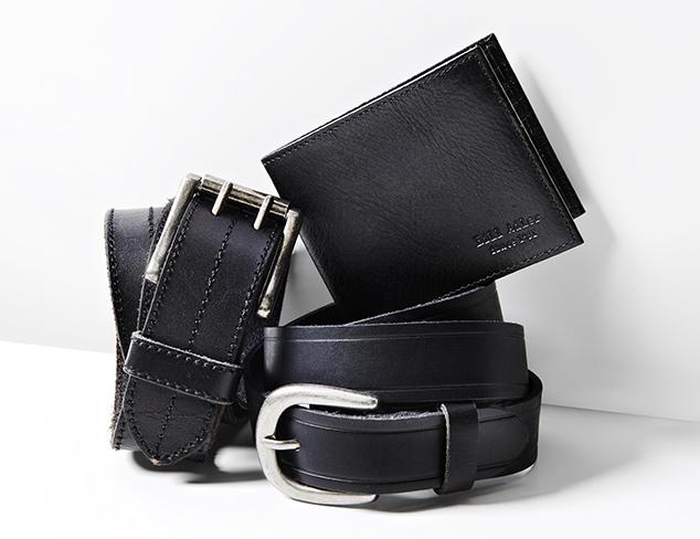 $100 & Under: Wallets & Belts at MYHABIT