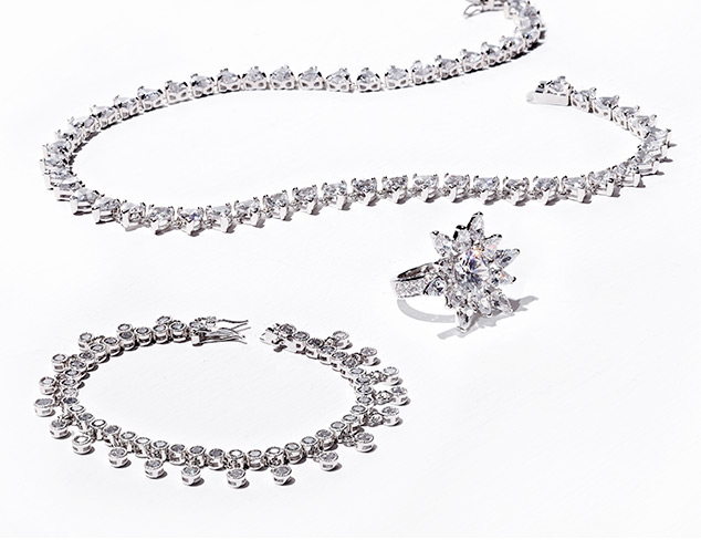 85% Off: CZ by Kenneth Jay Lane Jewelry at MYHABIT
