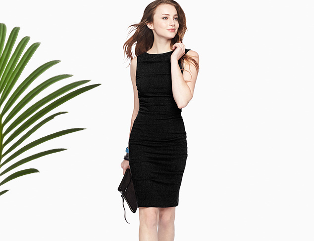 Bare Arms: Sleeveless Dresses at MYHABIT