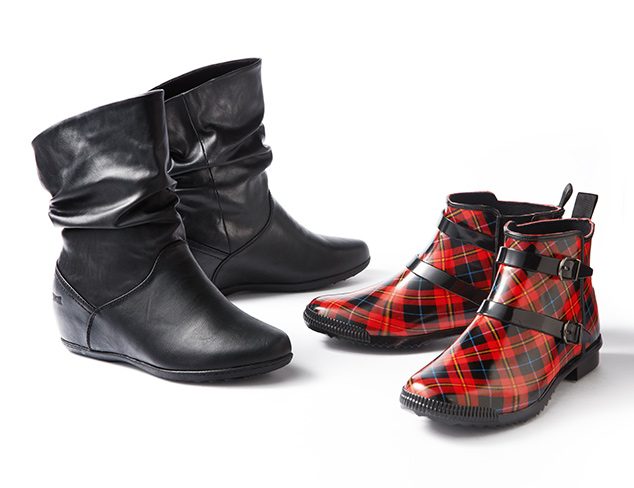 Boots, Oxfords & More feat. Cougar at MYHABIT