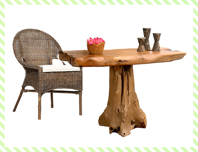 Celebrate Earth Day: Furniture, Rugs & Lighting at MYHABIT