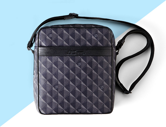 Designer Bags & More feat. S.T. Dupont at MYHABIT