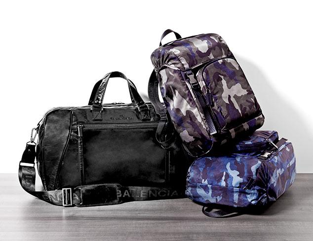 Designer Luggage feat. Prada at MYHABIT