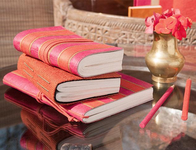 Desk Essentials: Journals & More at MYHABIT