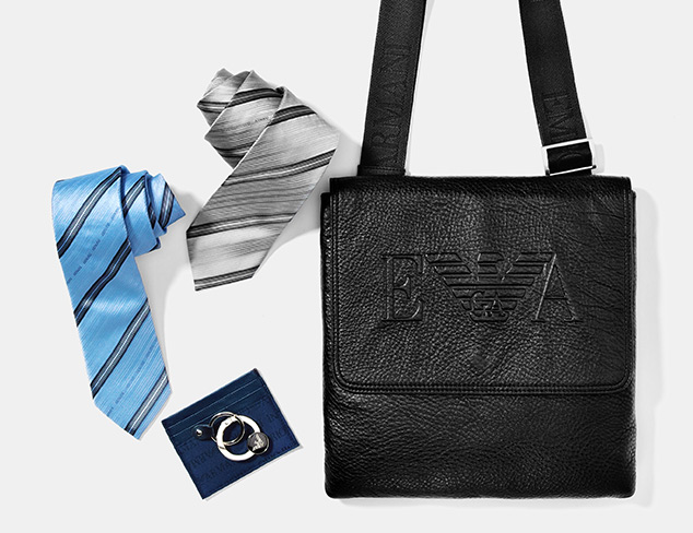 Emporio Armani & More at MYHABIT