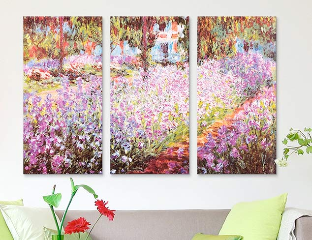Epic Art: Oversize & Triptych Prints at MYHABIT