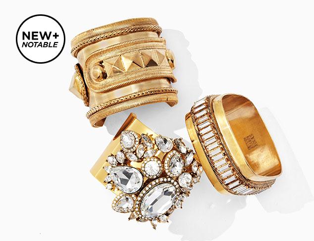 Erickson Beamon Rocks Jewelry at MYHABIT