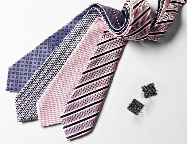 Essential Extras: Neckwear & Cufflinks at MYHABIT