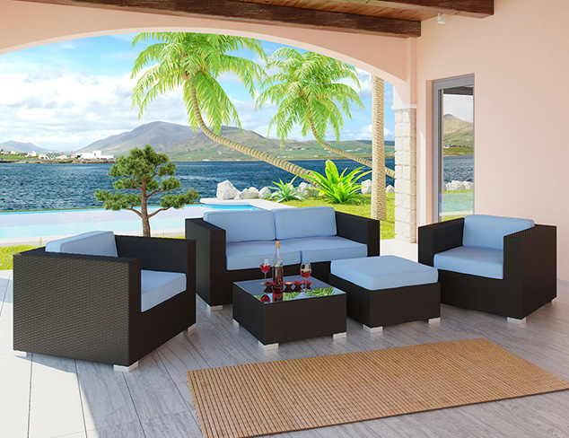 Get Outside: Patio Furniture, Décor & More at MYHABIT