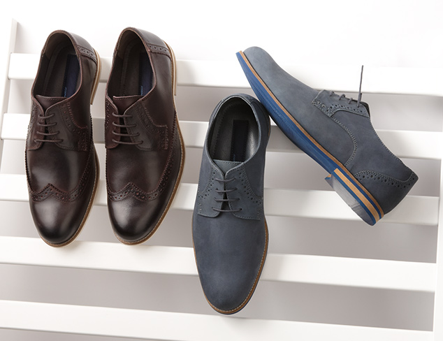 Going Brogue: Oxfords & More at MYHABIT