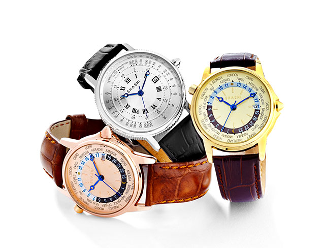 SHASHI Stainless Steel Watches