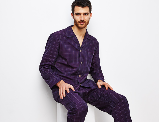 Loungewear & Sleepwear feat. Ike Behar at MYHABIT