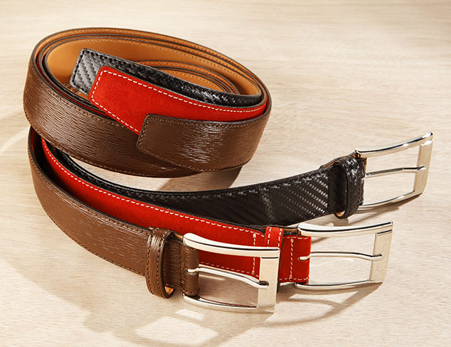 Luxe Details: Belts at MYHABIT