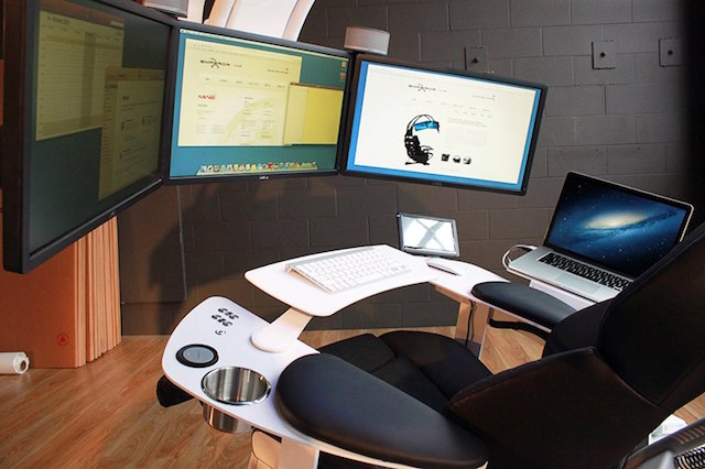MWE Lab Emperor LX Workstation