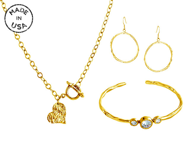 Made in USA: Belcho Jewelry at MYHABIT