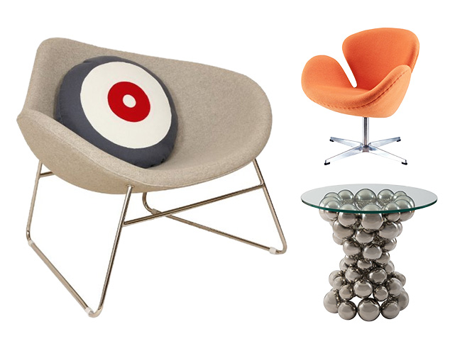 Make a Statement: Bold Furniture at MYHABIT