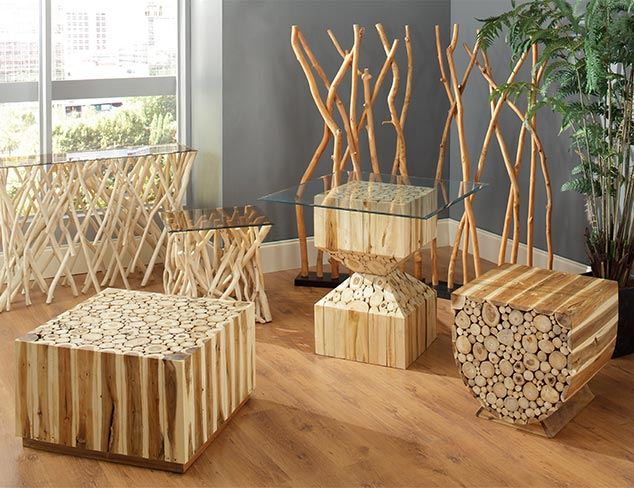 Naturally Chic: Furniture at MYHABIT
