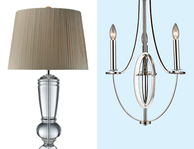 New Arrivals: Artistic Lighting at MYHABIT