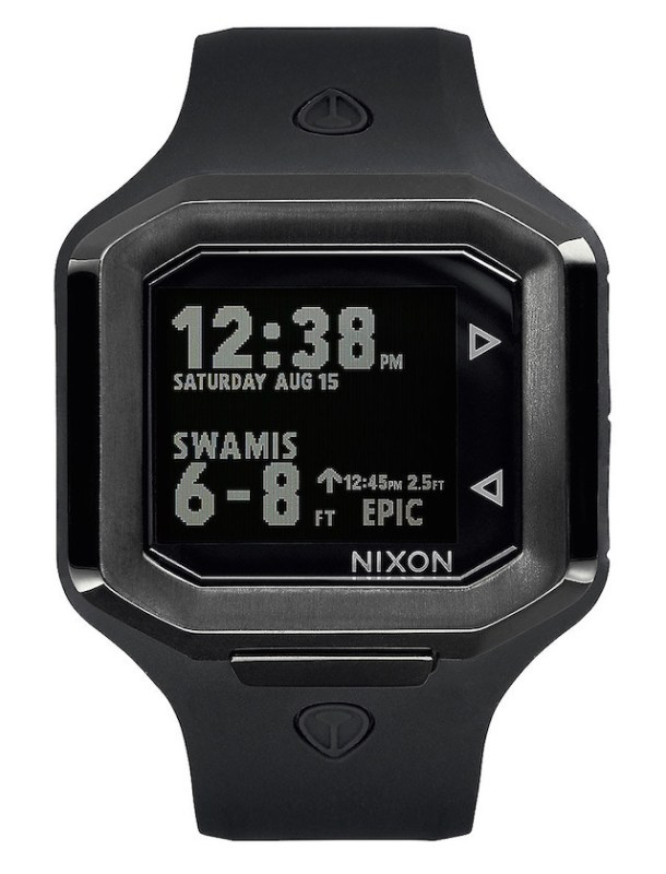 Nixon Ultratide Smart Surf Watch Powered by Surfline_4