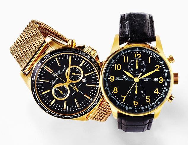 On Time, On Trend: Watches at MYHABIT