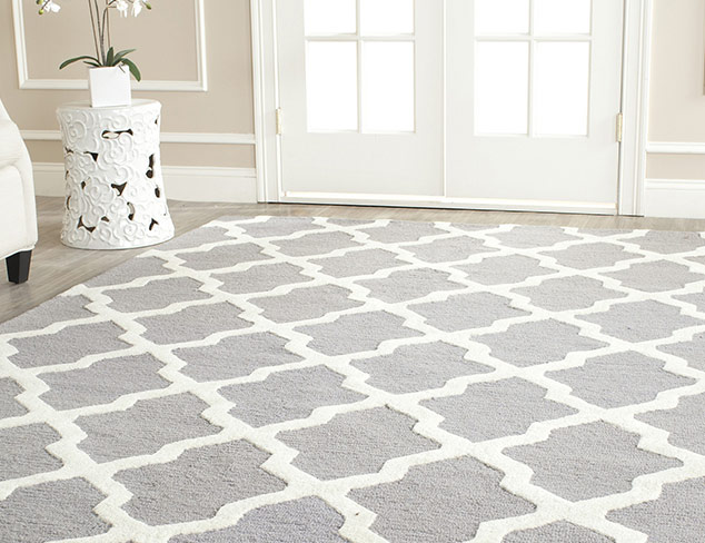 Our Favorite Patterned Rugs at MYHABIT