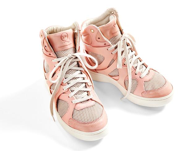 McQ Alexander McQueen x Puma Move Mid Leather Sneaker