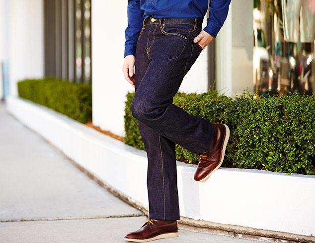 Premium Selects: Denim & Pants at MYHABIT