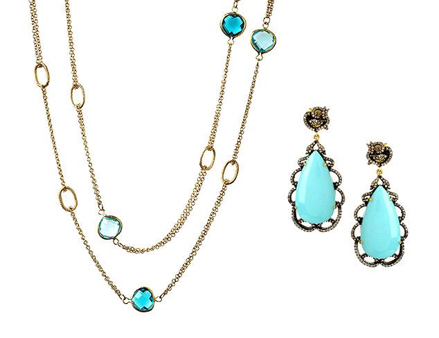 Pretty Pastels: Jewelry at MYHABIT