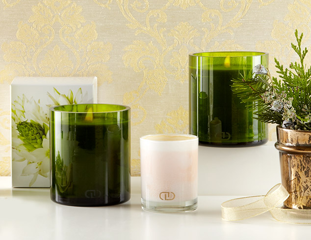 Rhapsody in Bloom: Candles & Home Fragrance at MYHABIT