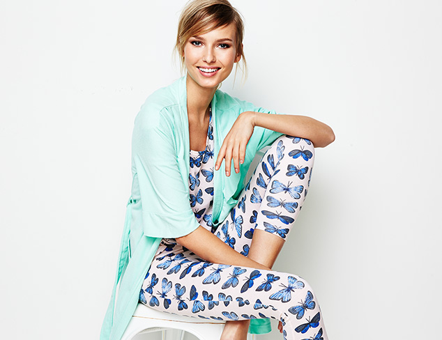 Robes & Pajamas feat. Aegean Apparel at MYHABIT