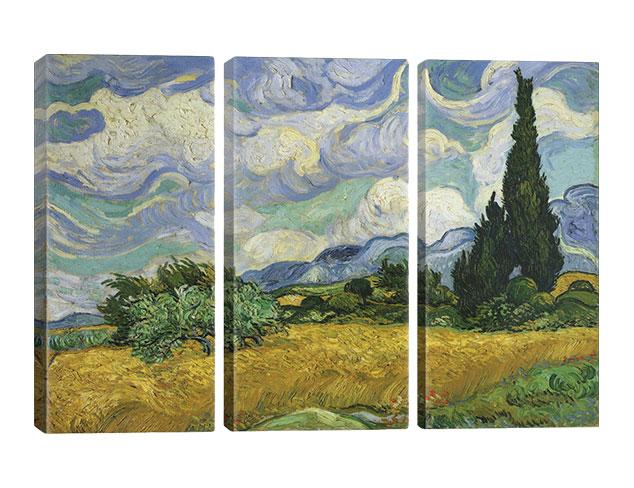 Seeing 3: Triptych Masterpieces at MYHABIT