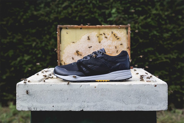 Sneakersnstuff x Reebok Ventilator Bees & Honey_1