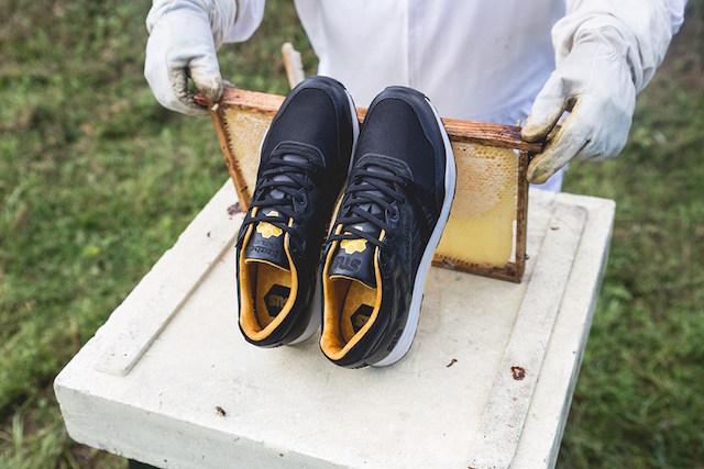 Sneakersnstuff x Reebok Ventilator Bees & Honey_4