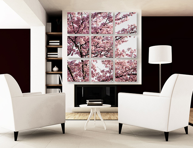 Spring Has Sprung: Art Addiction Multi-Piece Sets at MYHABIT